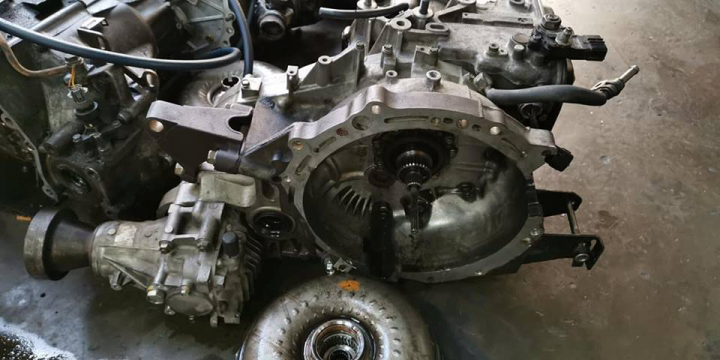 Ford Escape Get Ready Overhaul Auto Gearbox
