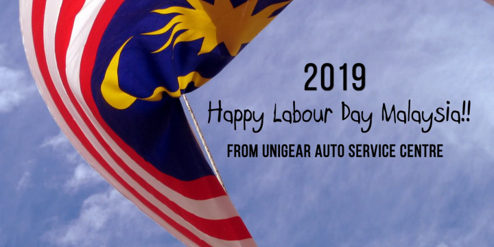 Happy Labour Day 2019 Malaysia